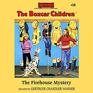 The Firehouse Mystery Audiobook