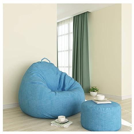 TongN-Sillones Bolsa de Frijoles Tatami Lazy Sofa Creative ...