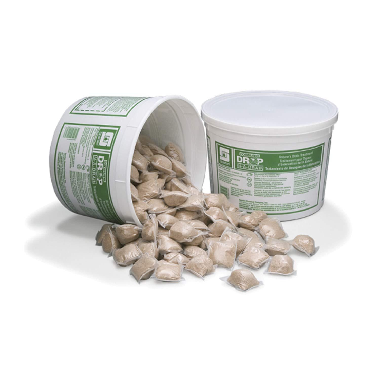 Spartan Consume Drop-in-a-Drain Treatment, 2/cs by Spartan Chemical Co.