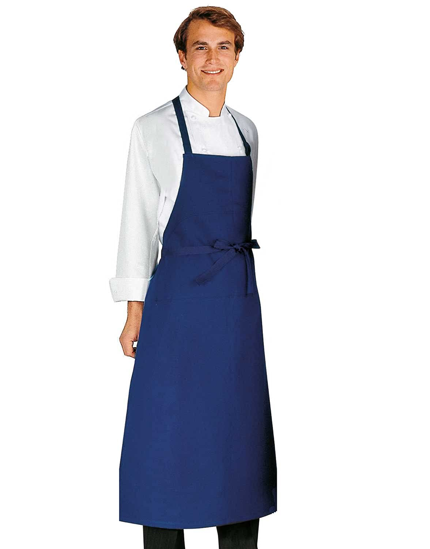 Blue apron android - Amazon Com Bragard Travail Bib Apron 39 X 35 Inches Blue Clothing