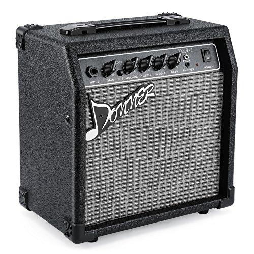 donner electric guitar amplifier 10 watt classical guitar amp dea 1 topreviewproducts. Black Bedroom Furniture Sets. Home Design Ideas