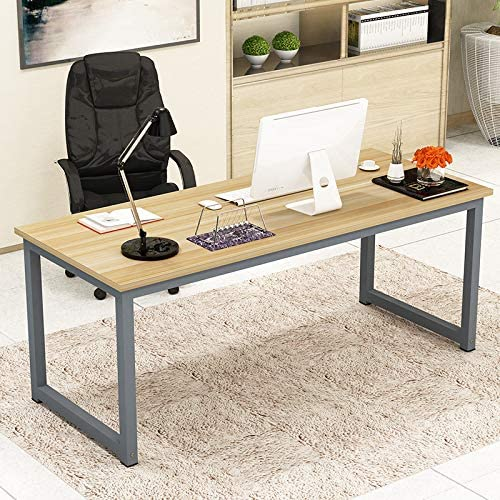 Writing Computer Desk 63″ Home Office Study Desk