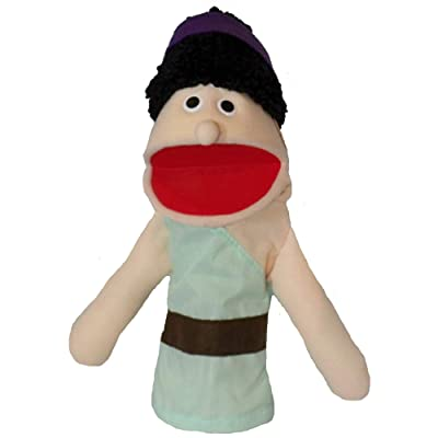 "Puppet Partners 18"" Bible Boy Puppet: Toys & Games"
