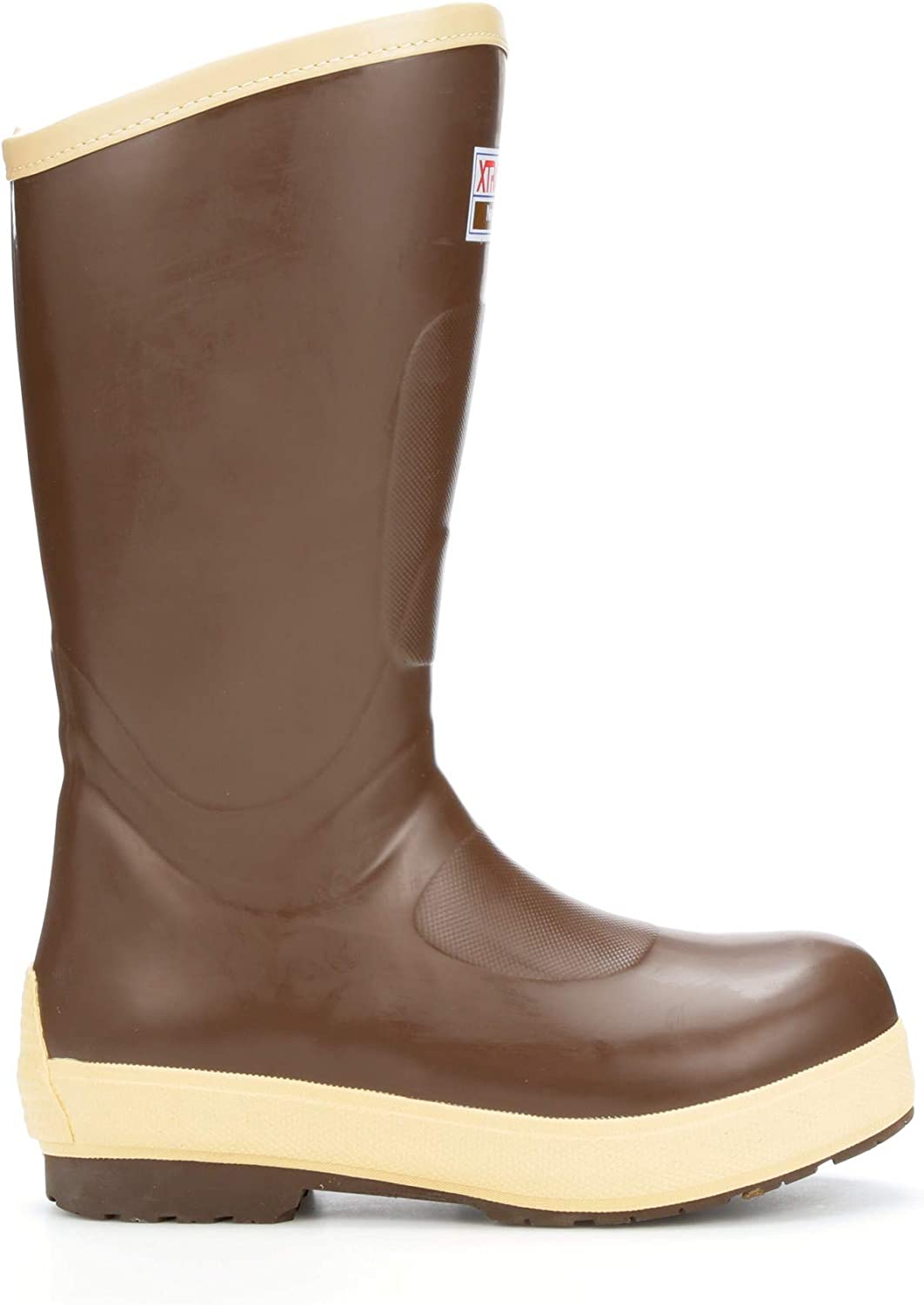 XTRATUF Legacy 2.0 Series 15 Neoprene Insulated Mens Fishing Boots 22291G Copper /& Tan