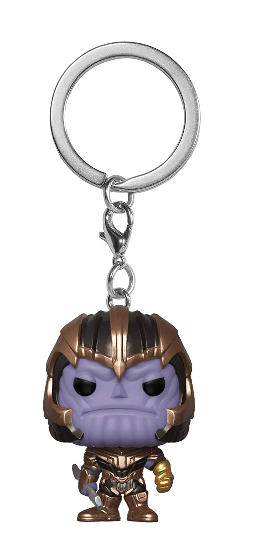 Amazon.com: Funko Pop! Keychains: Avengers Endgame - Thanos ...