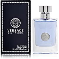 Versace Pour Homme Eau De Toilette for Men, 50ml