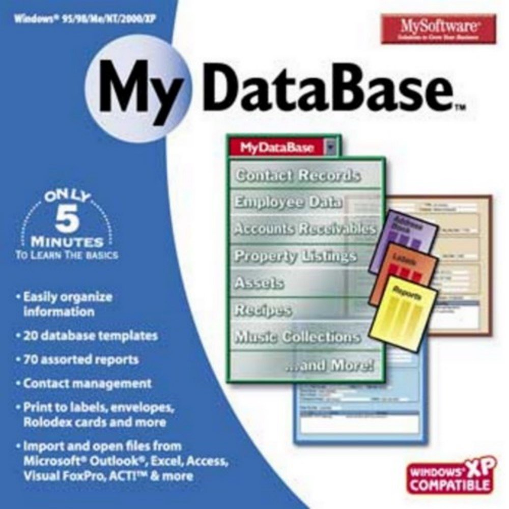 Mysoftware My Database
