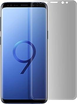 MyGadget Protector de Pantalla y Privacidad [Antiespia] para Samsung Galaxy S9 Plus: Amazon.es: Electrónica