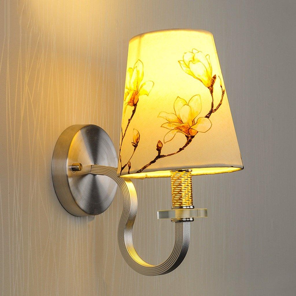 GKJ Wandlampe Warmes Wohnzimmer Schlafzimmer Nachttischlampen Restaurant Lampen (stil   C)