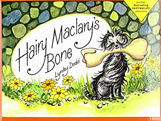 book cover of Hairy Maclary\'s Bone