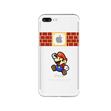 Funda Carcasa Rigida Super Mario Bros iPhone 6/6s Plus (5.5 ...