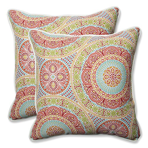 Delancey Jubilee 18.5-inch Throw Pillow