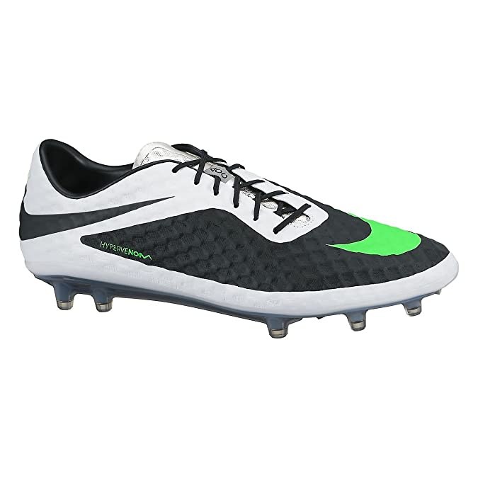 d1b6e434abffe Nike Hypervenom Phantom FG - Black: Amazon.co.uk: Sports & Outdoors