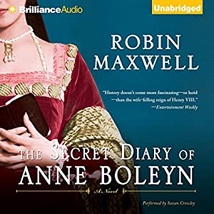 The Secret Diary of Anne Boleyn Audiobook