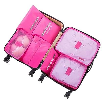 bolsas de almacenamiento Organizadores De Viajes Para Maleta ...