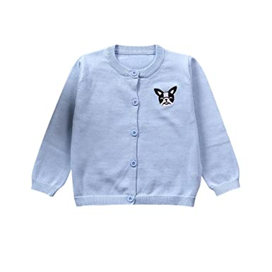 bc6778a149f8 Toddler Kids Boys Girls Softstyle Comfy Clothes Knitted Character ...