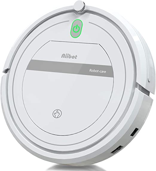Aiibot Robot Aspirador,Succión Fuerte Aspirador Robot,Diseño ...