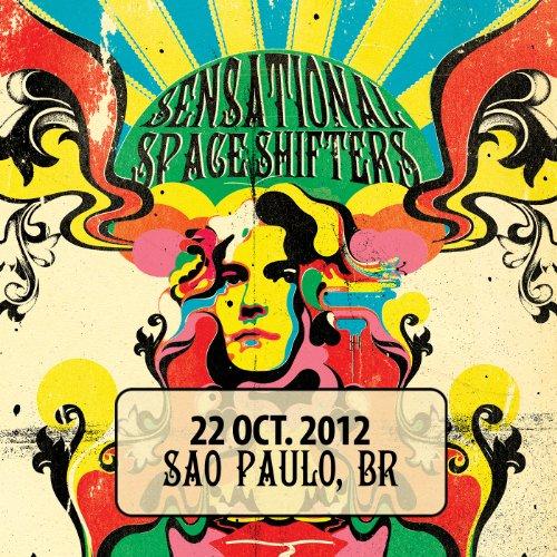 Live in Sao Paulo 2012/10/22
