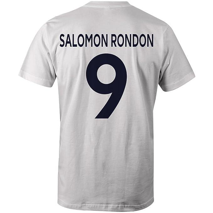 Jose Salomon Rondon 9 Club Player Style Kids T-Shirt White/Navy ...