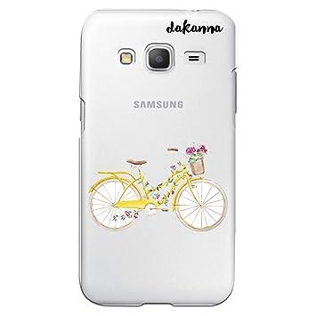 dakanna Funda para Samsung Galaxy Core Prime | Bicicleta con ...