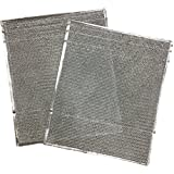 Duraflow Filtration 917763 Metal Mesh Filter, Fits Nordyne 917763 A-Coils, One Pair, 19