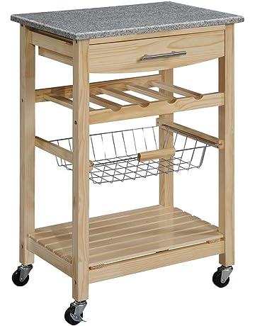 Kitchen Islands Carts Amazon Com