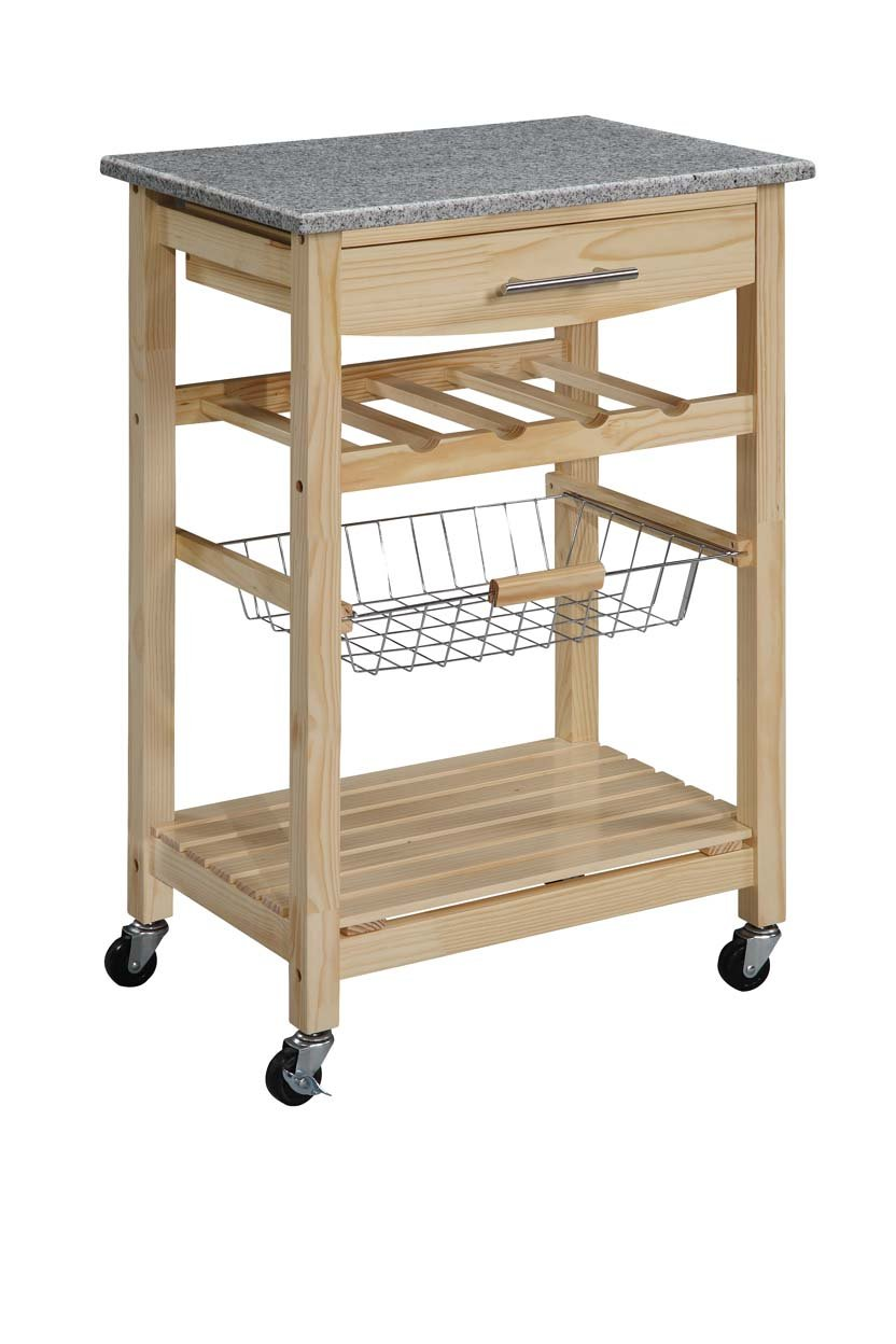 amazon com linon kitchen island granite top bar serving carts
