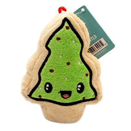 Scentco North Pole Backpack Buddies Scented Plush Toy Clip Sugar Cookie Tree