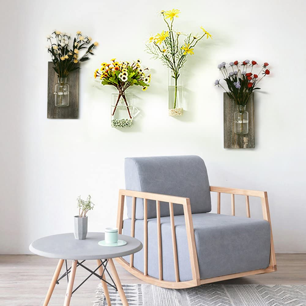 spring wall vases