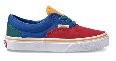 Vans Boy s Primary Block Era Kids Skate Shoes (12 M US Little Kid f2752411c