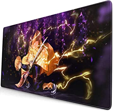 New Arrival Zelda Link-Awakening Map Oversized Extended Mousepad Thick Large 29.5x15.8 in Gaming Mouse Pad Mouse Pad with Stitched Edge Computer Keyboard Pad Mat