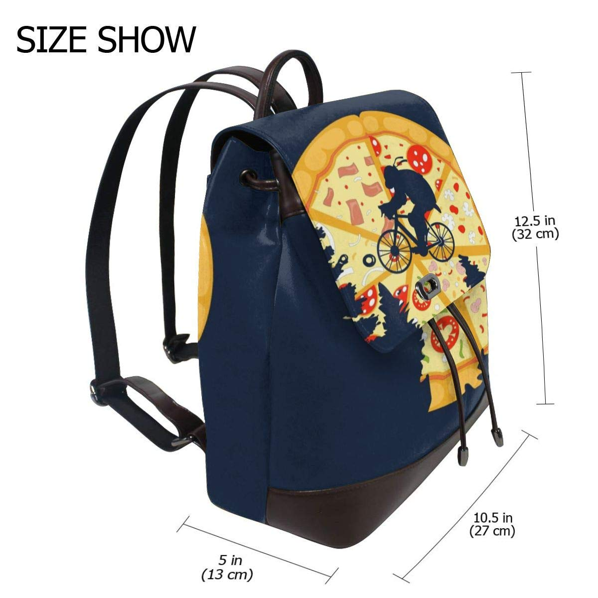 Amazon.com | Teenage Mutant Ninja Turtles Pizza Moon Fashion ...