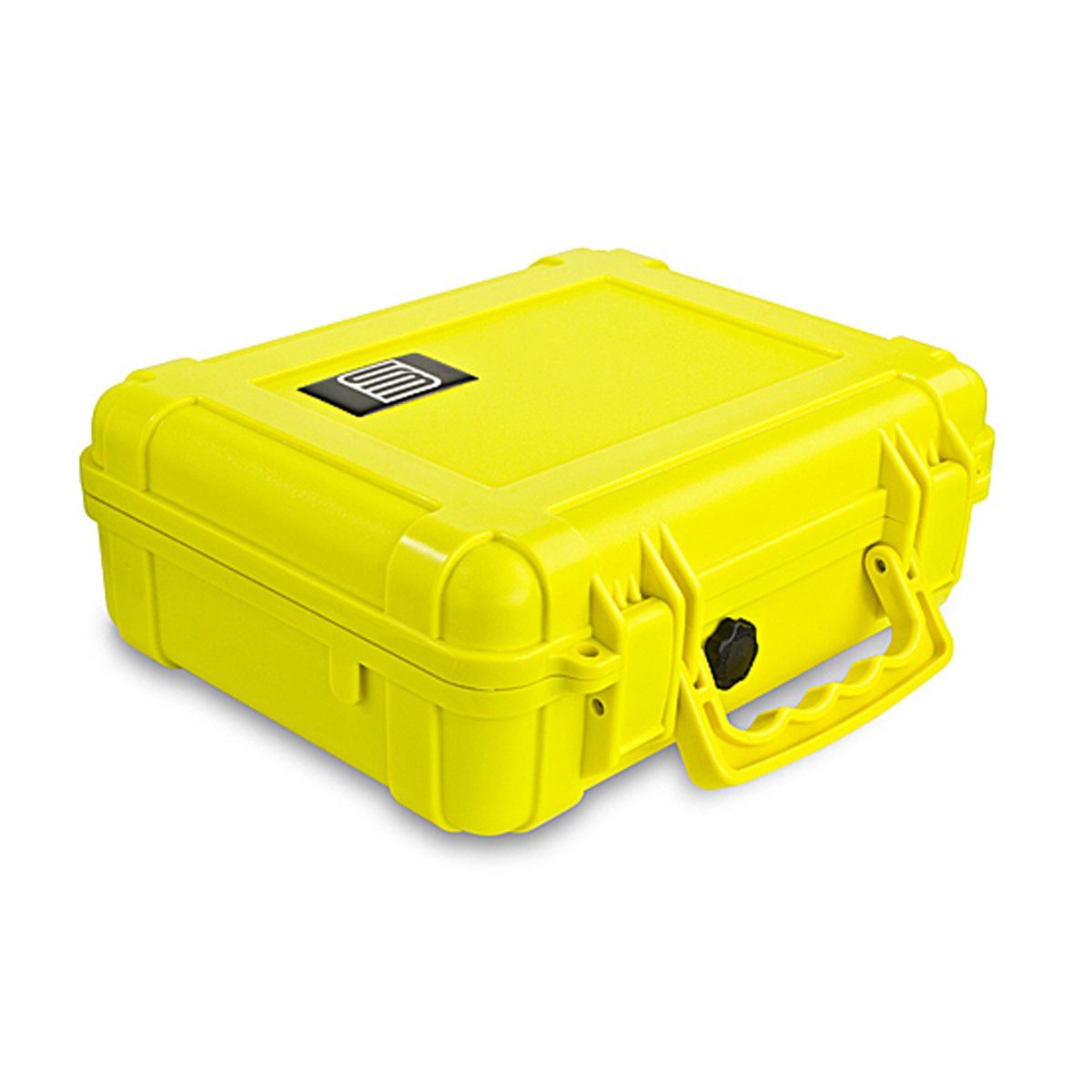 S3 Cases 6000 Yellow No Foam - ZS3-6000-02