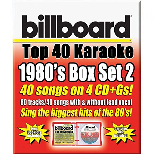 (Billboard 1980's Box Set 2)