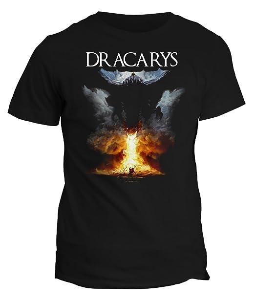 6 opinioni per Tshirt Game of Thrones- Dracarys- fire- fuoco- drago- dragon- Il trono di spade-