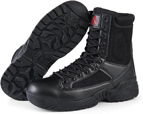 Men Desert Tactical Boots Mens Women Working Safty outdoor Shoes Combat Sneakers