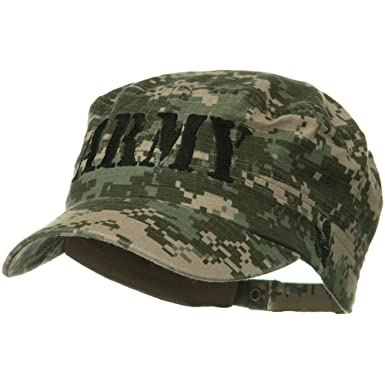3d94476527d51 Eagle Crest US Army Digital ACU Washed Cap - Army Flat OSFM at Amazon Men s  Clothing store  Baseball Caps
