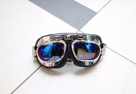 KHSKX Lunettes moto chevaliers frame lunettes équitation vent lunettes de sport lunettes miroirs glassesB IqBfJdsCi