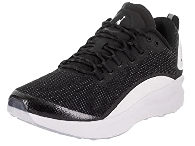 0cbb71f5d1b Image Unavailable. Image not available for. Color  Nike Jordan Men s Zoom  Tenacity Black Black White Running Shoe ...