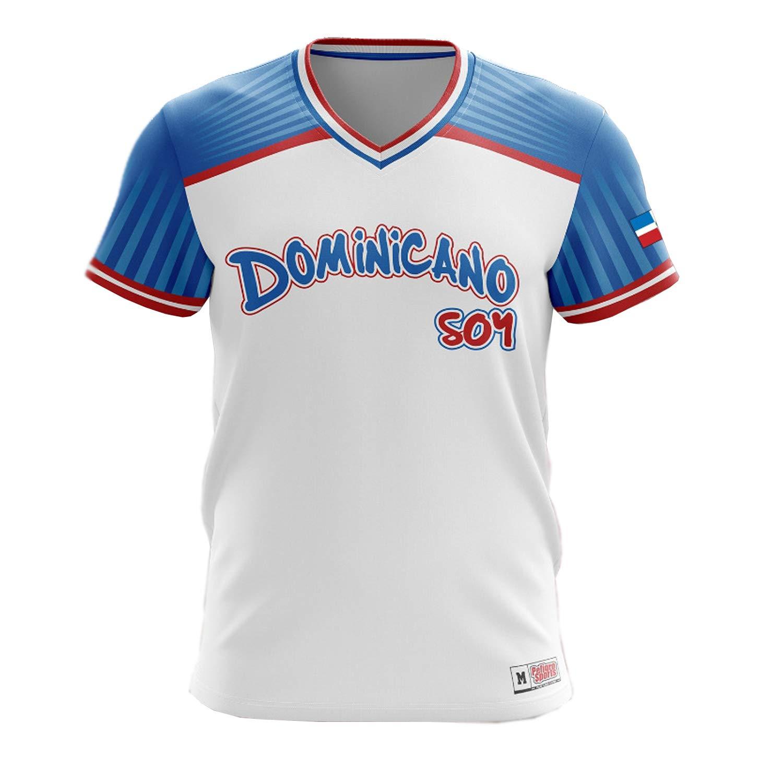 PeligroSports Dominicano Soy Fabric Customizable Jersey