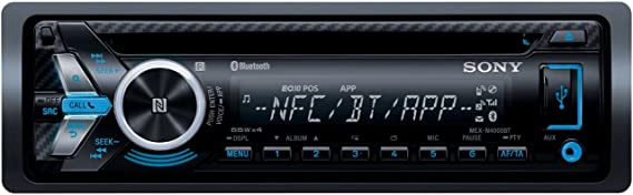 Sony Mex N4000bt Bluetooth Autoradio Mit Apple Ipod Elektronik
