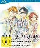 Shigatsu Wa Kimi No Uso - Sekunden in Moll (Vol. 4)