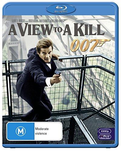 A View To A Kill | NON-USA Format | Region B Import - Australia