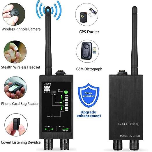AINGOL Detector de Errores Anti espía Detector de señal de ...