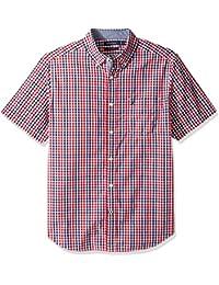 Amazon.com: Nautica - Casual Button-Down Shirts / Shirts: Clothing ...