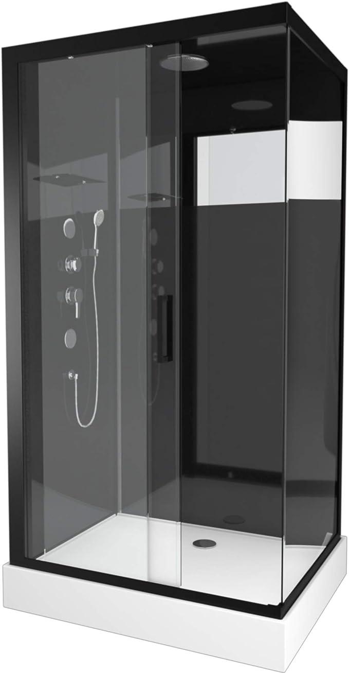 Aurlane CAB180 - Cabina de ducha, multicolor: Amazon.es: Bricolaje y herramientas