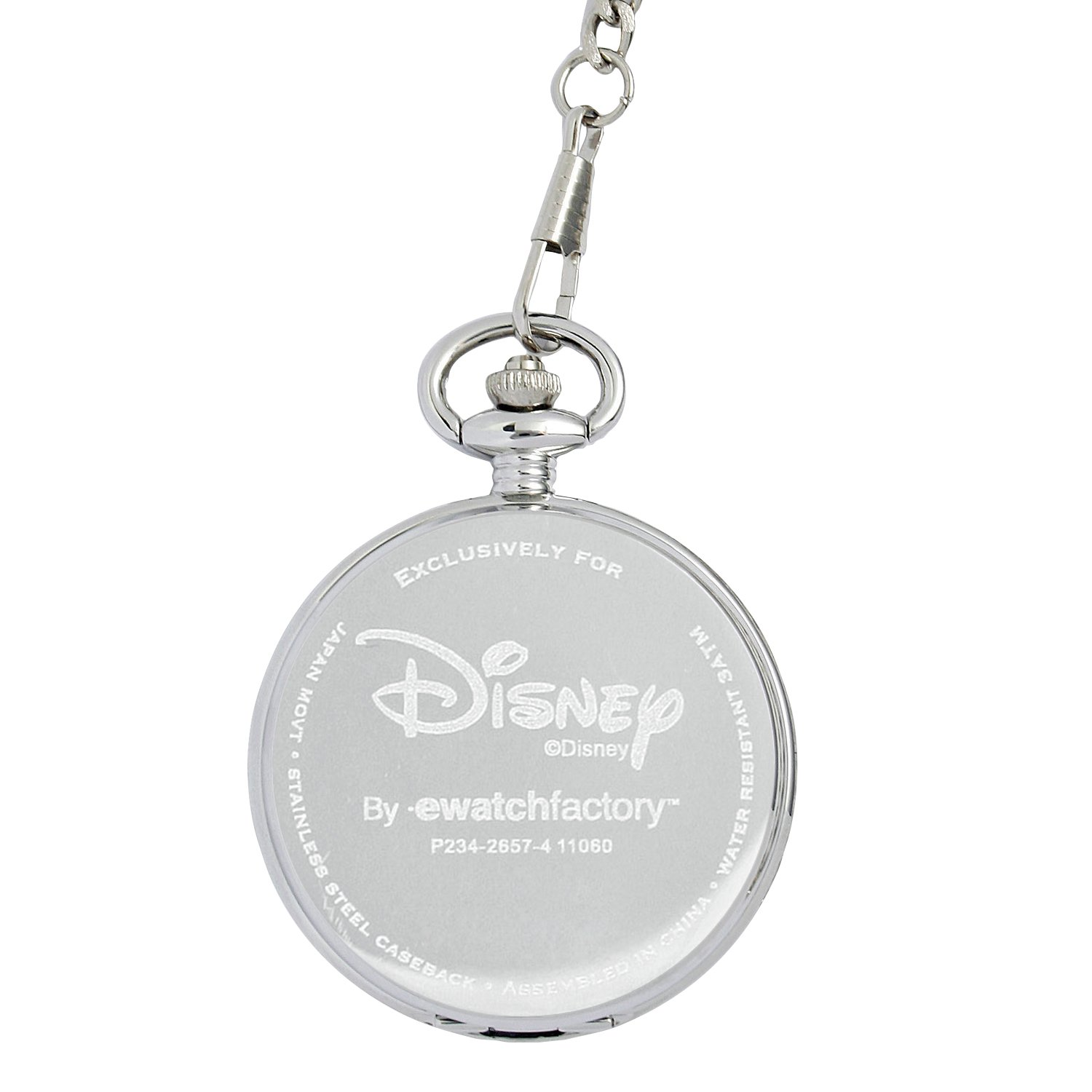 Disney Men's 56403-3467 Mickey Mouse Pocket Watch by Disney (Image #4)