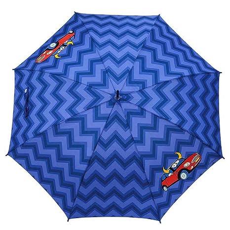 Paraguas Kukuxumusu divertido toro descapotable