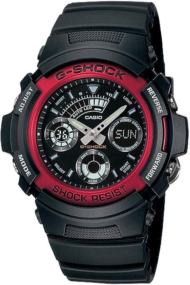 CASIO カシオ 腕時計 G-SHOCK Gショック アナデジ メンズ AW-591-4
