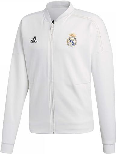 adidas Real Madrid Z.n.e. Anthem Chaqueta para Hombre: Amazon.es ...